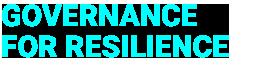 Governance for Resilience Logo
